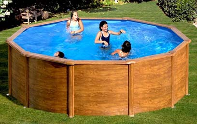 Piscinas de madera baratas ofertas econ micas precios for Piscinas de madera baratas