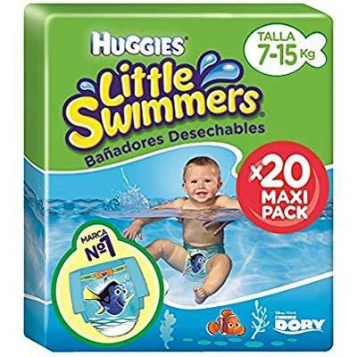 c64ae87b1 «  Pañales para piscinas  » Bañador Pañal Bebé para el Agua ❷⓿❶❾