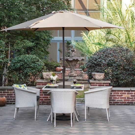 Sombrillas Para Terrazas Y Jardin Baratas Mejores Precios - Sombrillas-para-terrazas