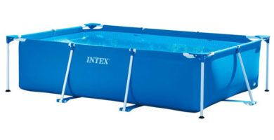 piscina rectangular intex