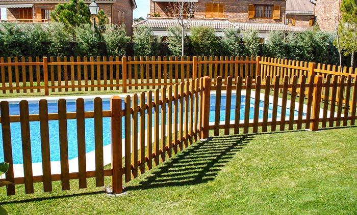 Vallas para piscinas baratas barreras de seguridad para for Piscinas para perros baratas