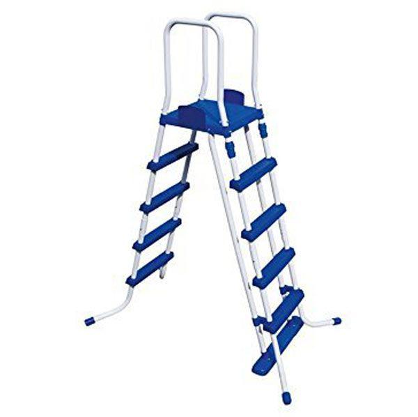 escaleras para piscinas baratas-desmontables-aluminio