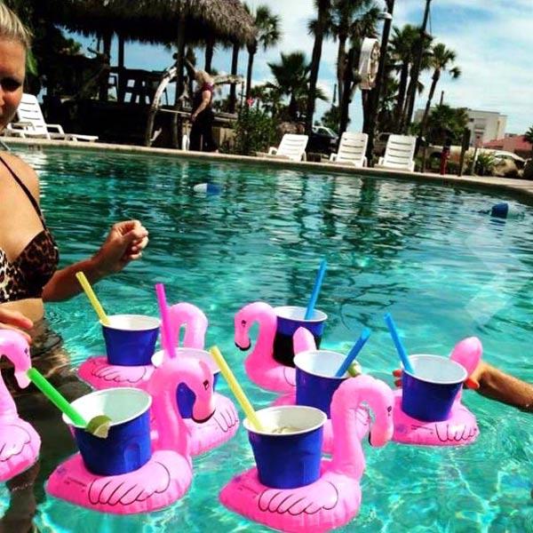 flotadores para vasos