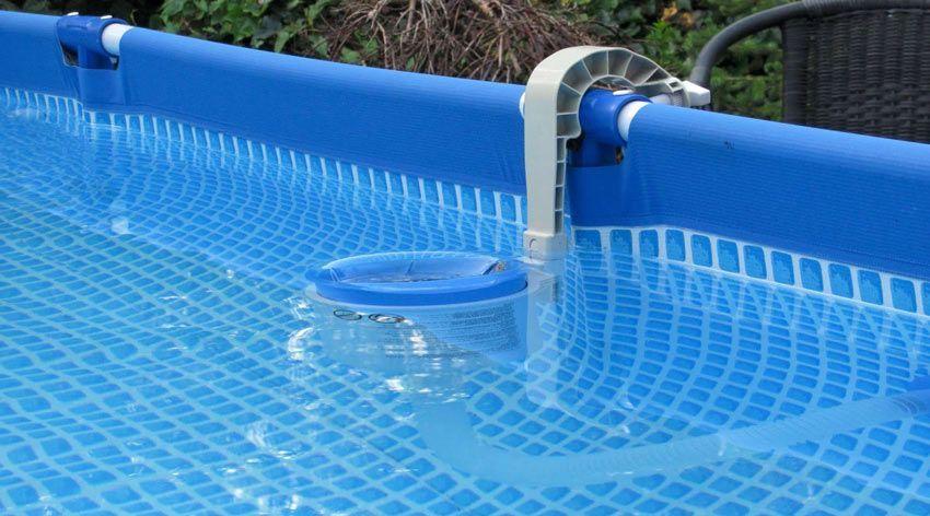 esquimer de superficie para piscinas