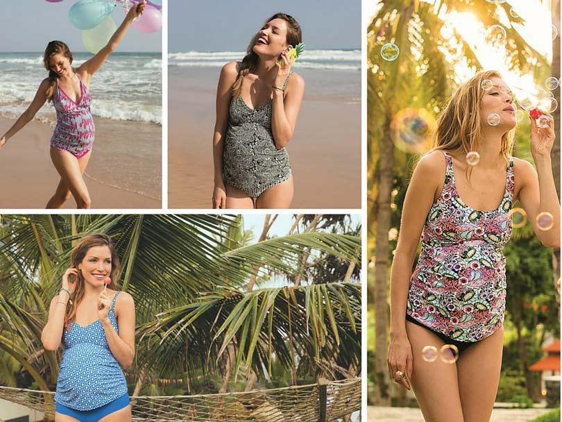 3856d28cc Bañadores premamá baratos – Tankinis para embarazadas online moda de baño  2019