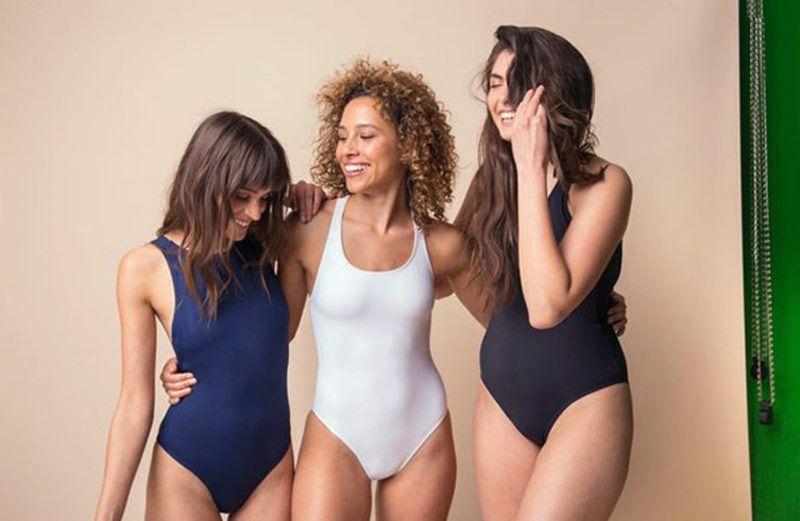 bañadores de mujer
