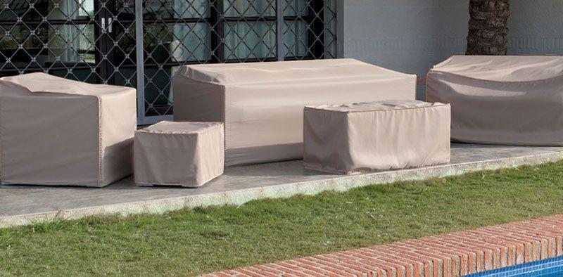 fundas muebles jardin