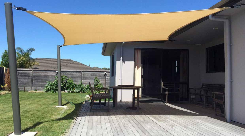 Toldos vela para sombra en terraza baratos 2019 precios - Precio toldo terraza ...