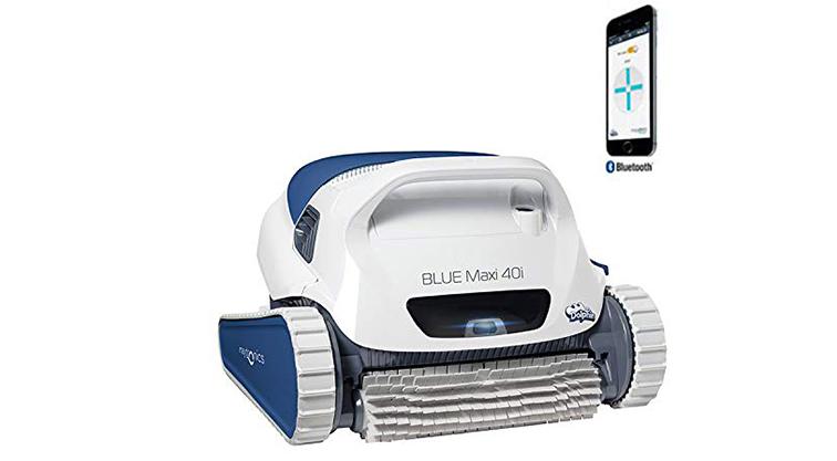 Dolphin Blue Maxi 40i