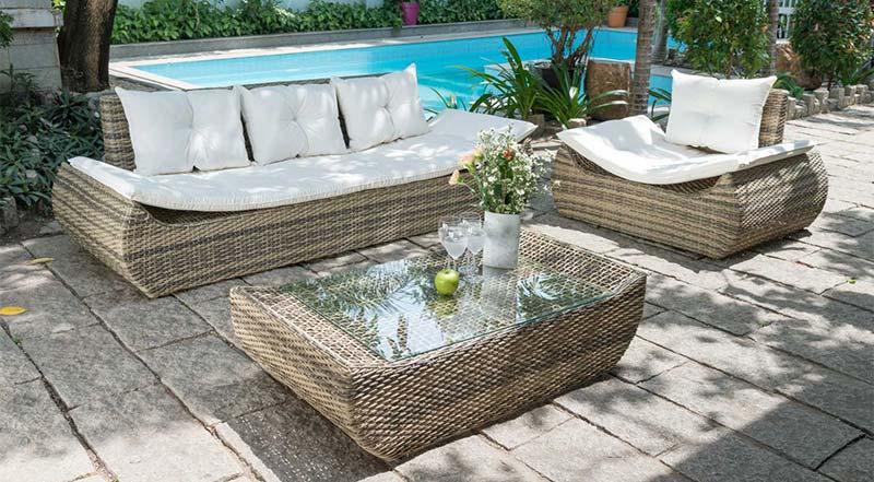 sofas de terraza
