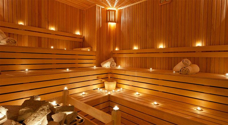 comprar sauna de jardin