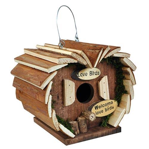 casitas para pajaros aves