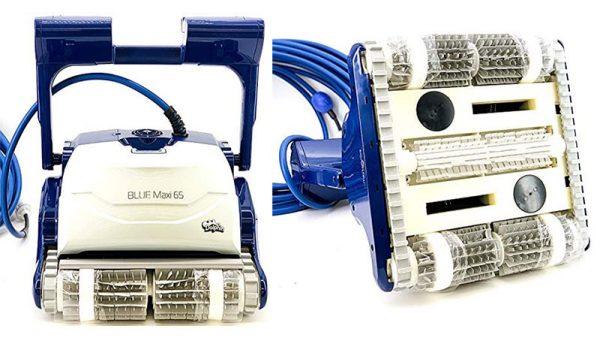 robot blue maxi 65