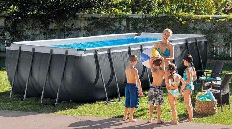 comprar piscina desmontable intex